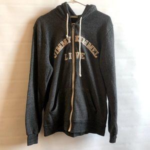 JIMMY KIMMEL LIVE full zip hoodie L